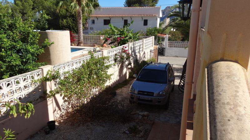 Parking Location Villa 111838 Calpe