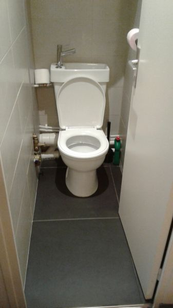 WC séparé Location Appartement 112071 Gourette