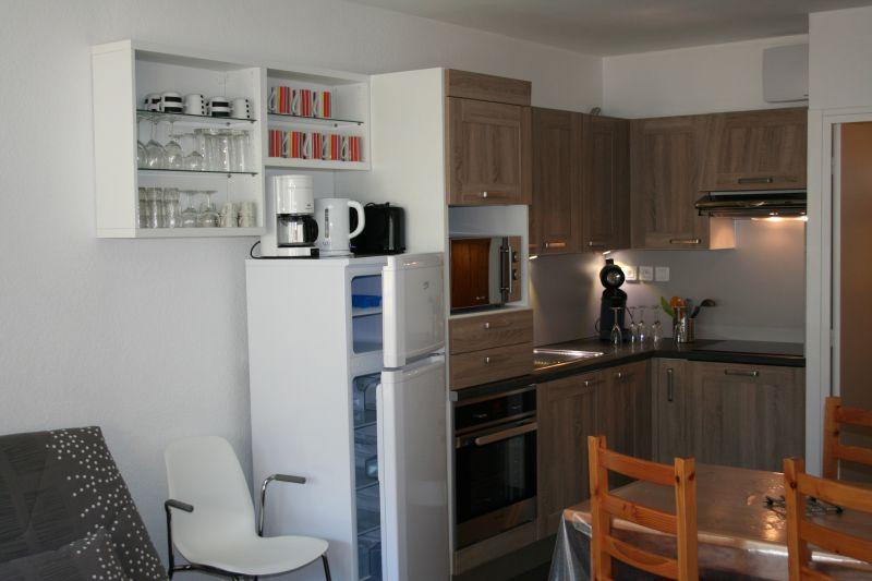 Cuisine américaine Location Appartement 112071 Gourette