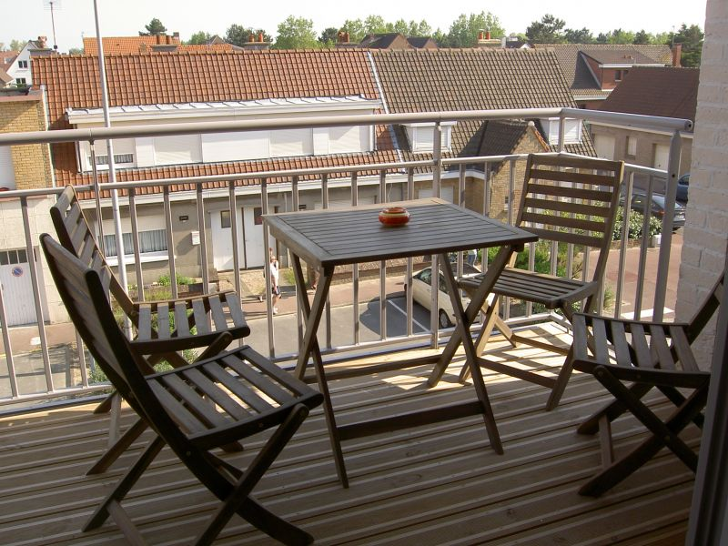 Balcon Location Appartement 112194 Bray-Dunes