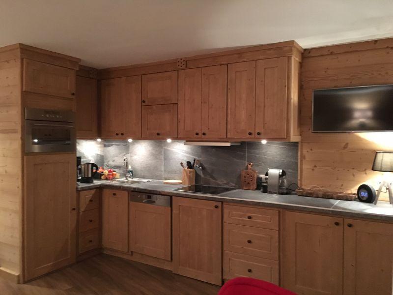 Cuisine américaine Location Appartement 112657 Méribel