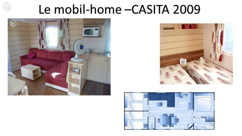 Location Mobil-home 113915 Royan