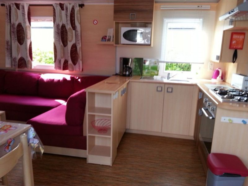 Coin cuisine Location Mobil-home 113915 Royan