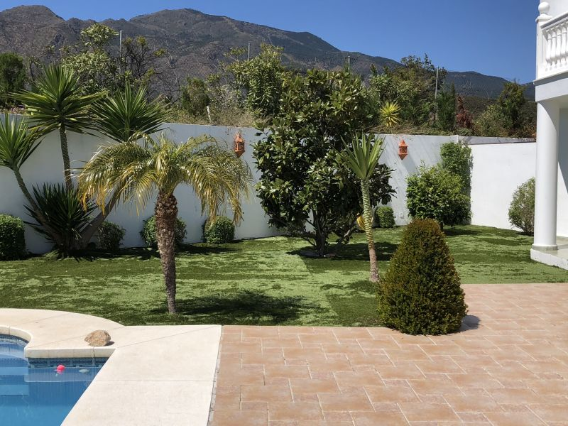 Jardin Location Gite 115329 Estepona