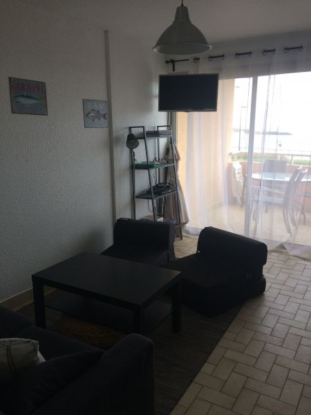 Séjour Location Appartement 115346 Sete