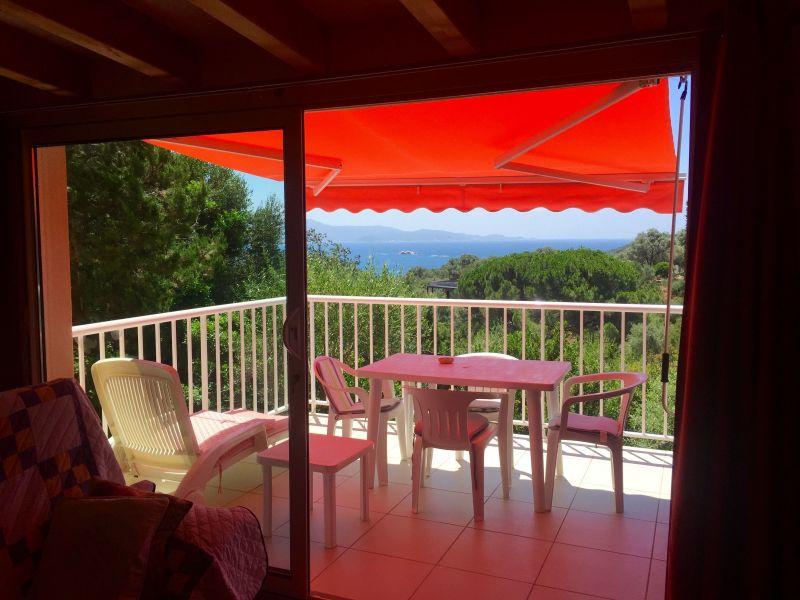 Terrasse Location Appartement 116139 Porto Pollo