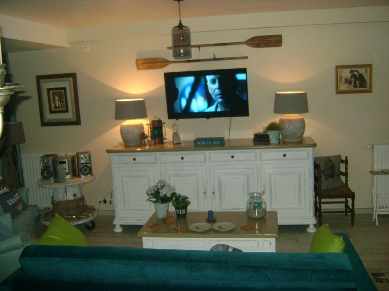 Salon Location Appartement 116574 Ostende