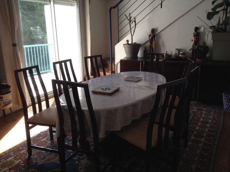 Salle à manger Location Maison 118183 Bidache