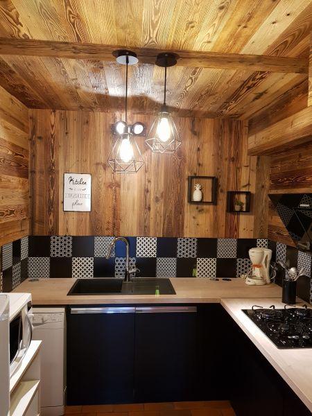 Cuisine américaine Location Appartement 118447 Praz de Lys Sommand