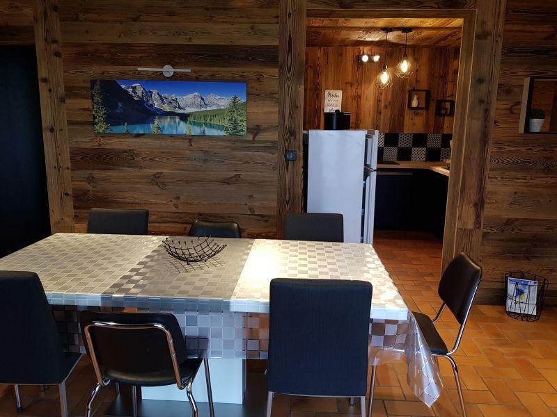 Salle à manger Location Appartement 118447 Praz de Lys Sommand