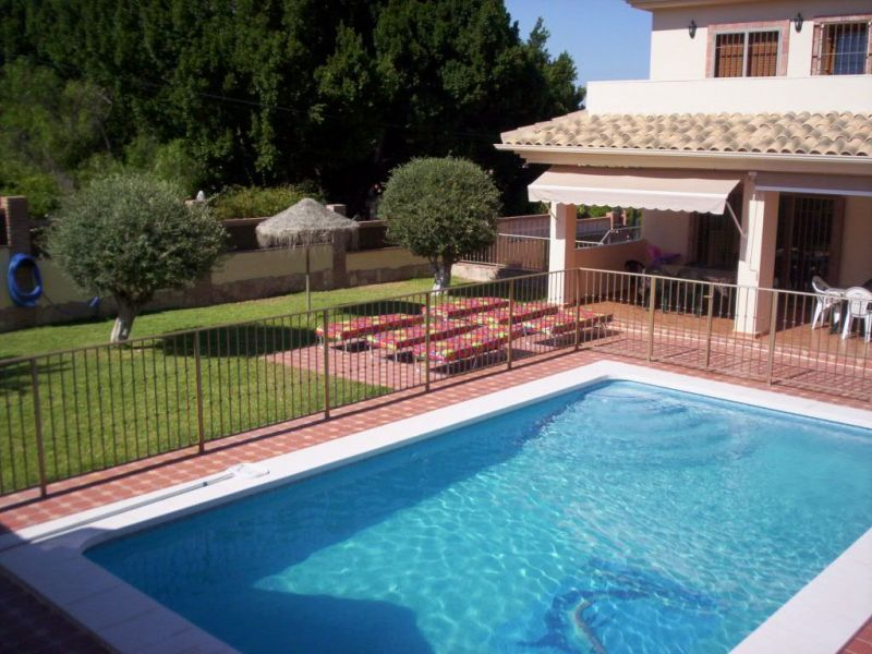 Location Villa 118579 Málaga