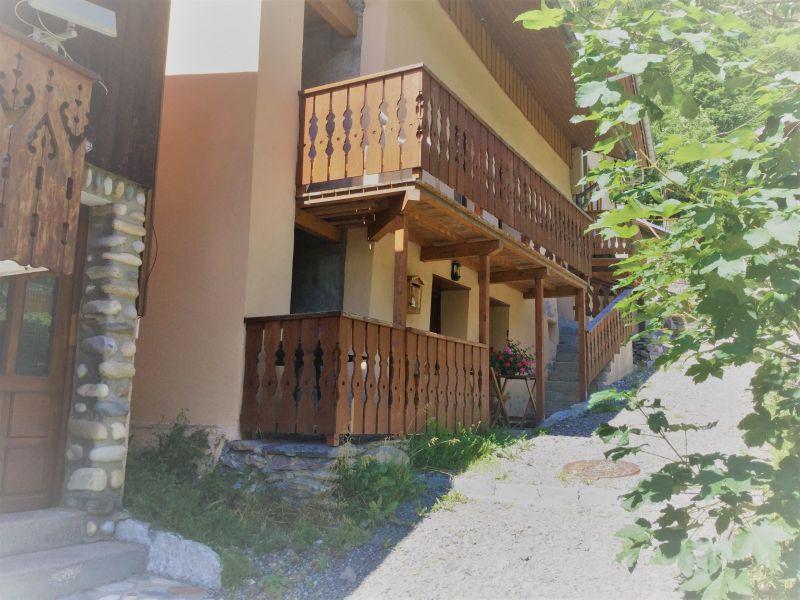 Vue extérieure de la location Location Maison 118803 Pralognan la Vanoise