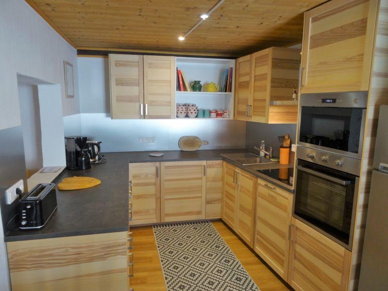 Cuisine indépendante Location Maison 118803 Pralognan la Vanoise