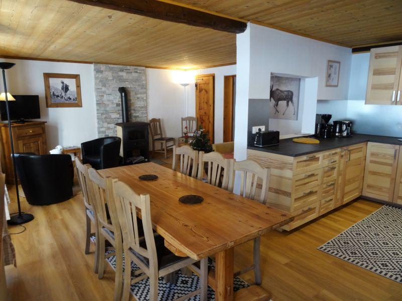 Salle à manger Location Maison 118803 Pralognan la Vanoise