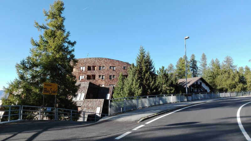 Vue extérieure de la location Location Appartement 119244 Pila