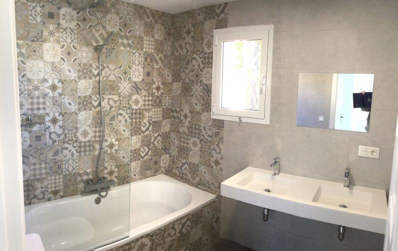 salle de bain Location Villa 119319 Marbella