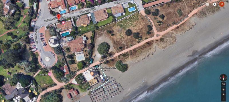Vue extérieure de la location Location Villa 119319 Marbella