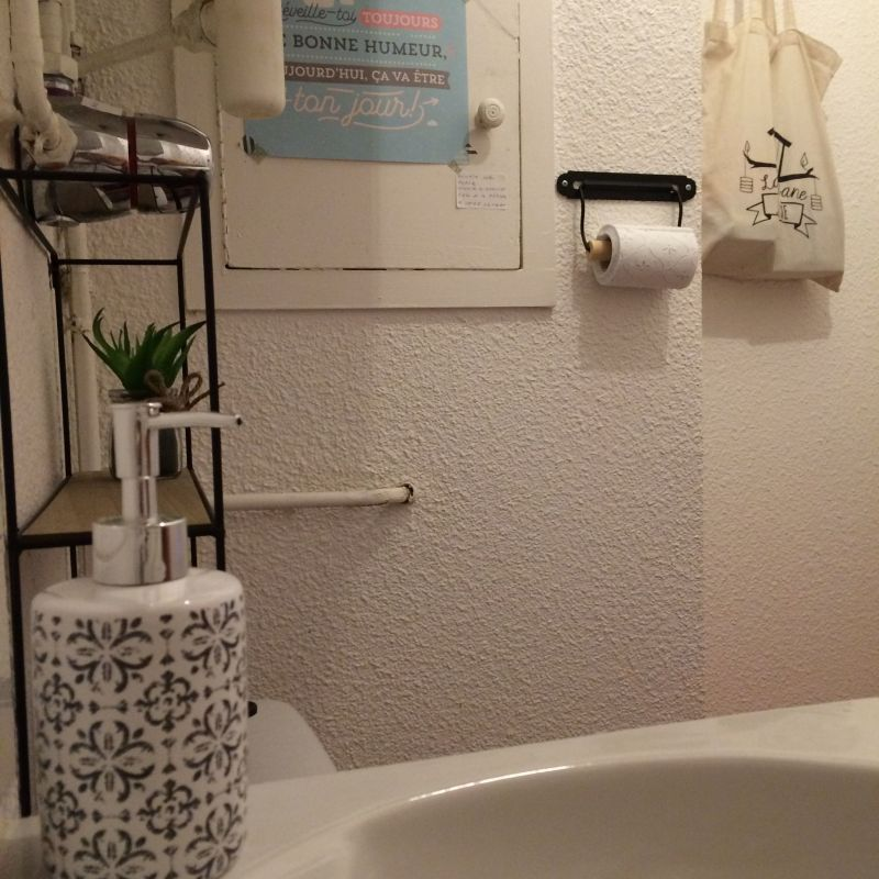 salle de bain Location Appartement 64766 Les Sept Laux