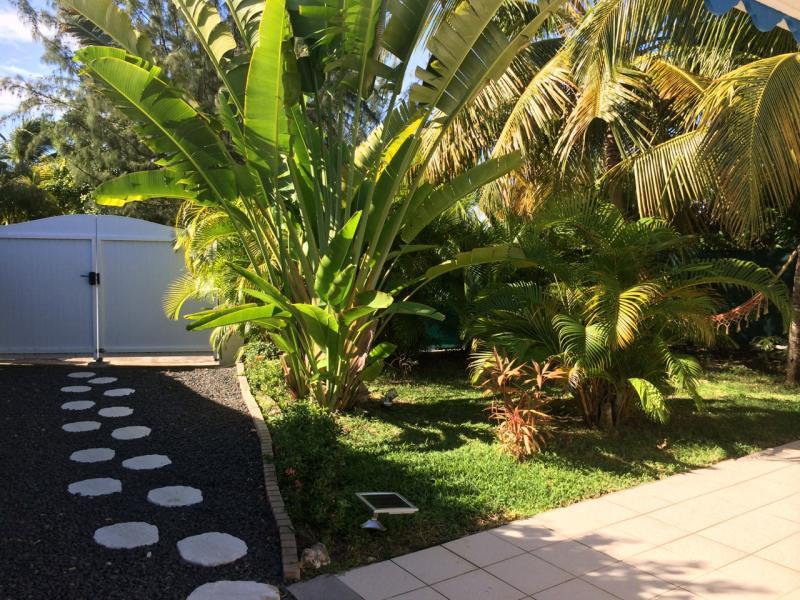 Entrée Location Villa 65357 Saint Francois