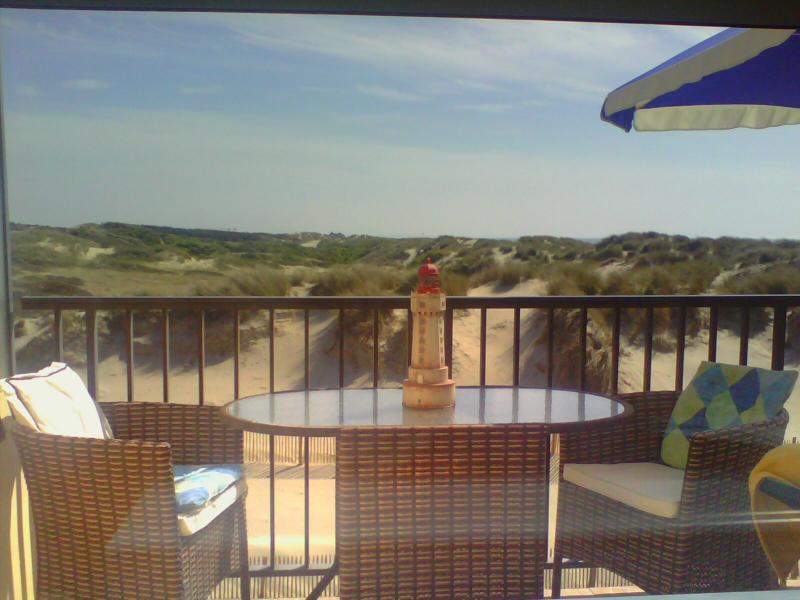 Terrasse Location Studio 67525 Fort Mahon