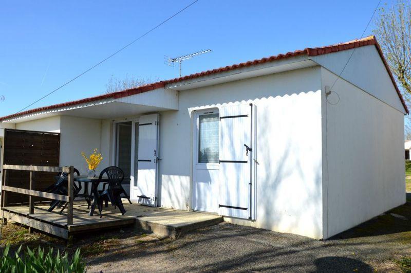 Vue de la terrasse Location Maison 68208 Saint-Gilles-Croix-de-Vie