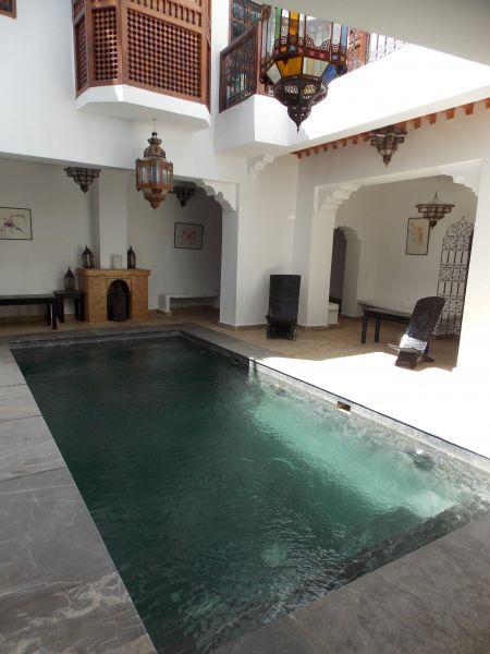 Piscine Location Appartement 70324 Marrakech