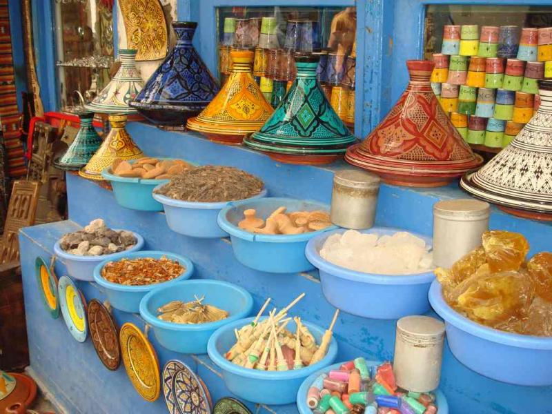 Vue autre Location Appartement 70324 Marrakech