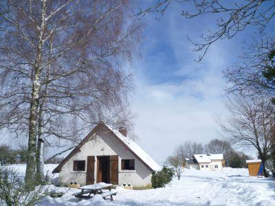 Vue ext�rieure de la location Location Gite 70672 La Bourboule