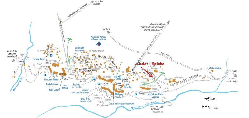 Location Chalet 77170 Valfréjus