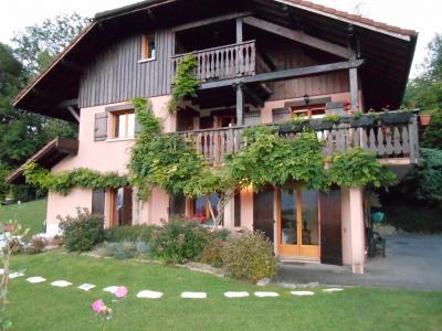 Vue ext�rieure de la location Location Appartement 77394 Annecy