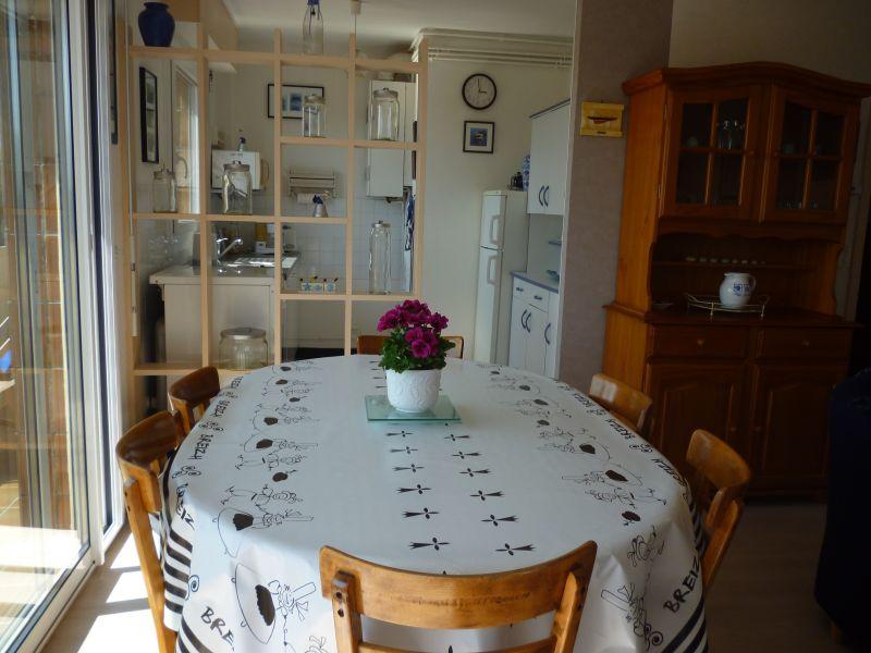 Salle à manger Location Appartement 77505 Quiberon