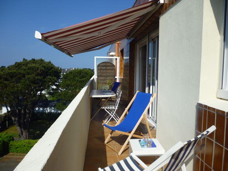 Terrasse Location Appartement 77505 Quiberon