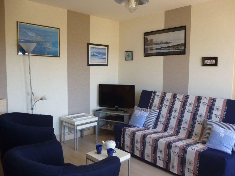 Séjour Location Appartement 77505 Quiberon