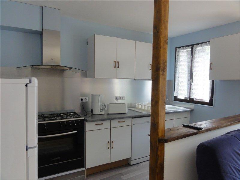 Cuisine américaine Location Appartement 78239 Luz Saint Sauveur