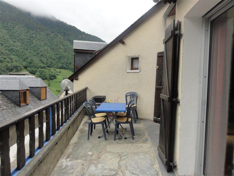 Terrasse Location Appartement 78239 Luz Saint Sauveur