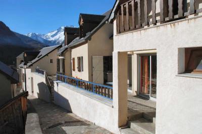 Vue ext�rieure de la location Location Appartement 78239 Luz Saint Sauveur