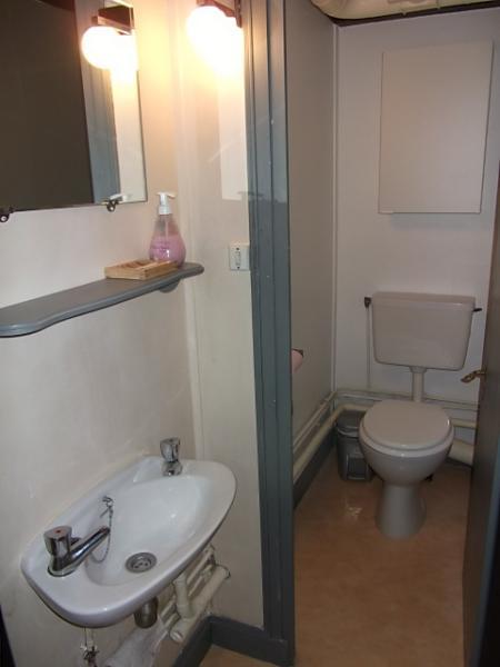 WC séparé Location Appartement 80794 Argentière