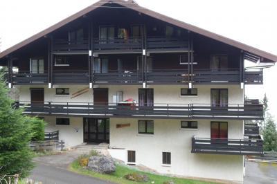 Vue ext�rieure de la location Location Appartement 81227 Thollon Les M�mises