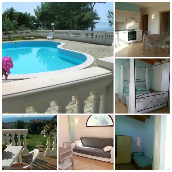 chambre 2 Location Villa 81909 Trappeto