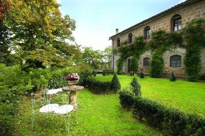 Vue ext�rieure de la location Location Villa 82597 Viterbe
