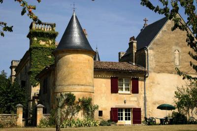 Vue ext�rieure de la location Location Maison 82843 Bordeaux