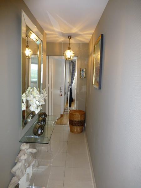 Couloir Location Appartement 84476 Le Touquet