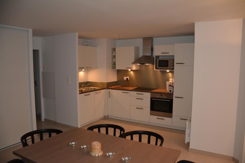 Cuisine américaine Location Appartement 84937 Sarzeau