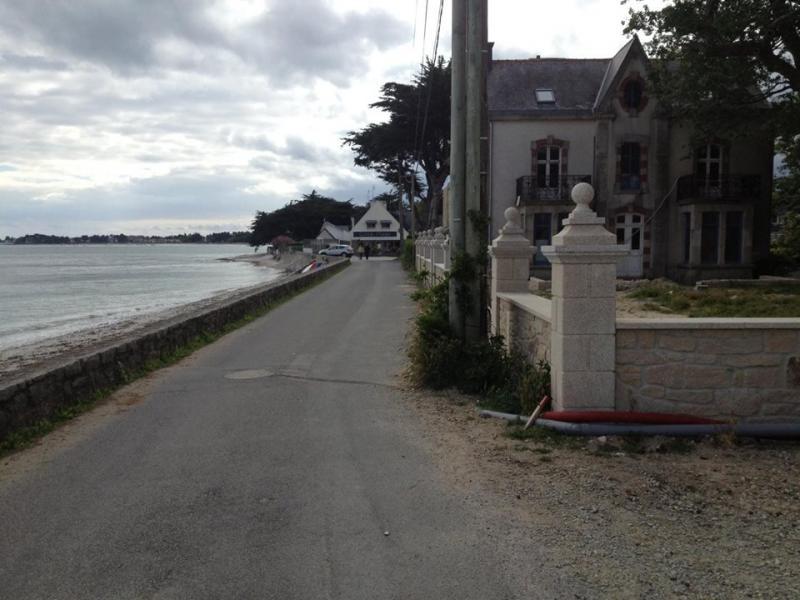 Vue extérieure de la location Location Appartement 84937 Sarzeau