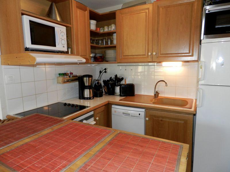 Cuisine américaine Location Appartement 87190 Les 2 Alpes