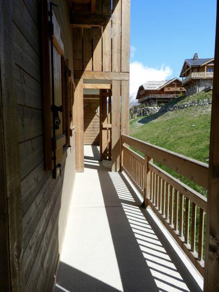 Balcon Location Appartement 87190 Les 2 Alpes