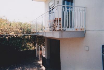 Vue ext�rieure de la location Location Appartement 87252 Acireale