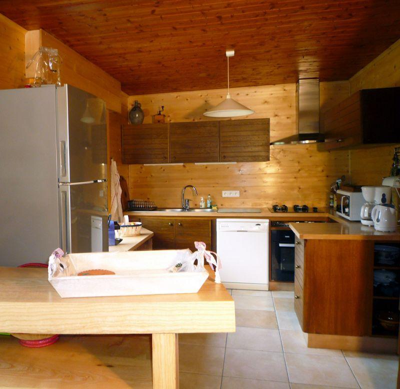 Cuisine américaine Location Chalet 88059 Chamonix Mont-Blanc