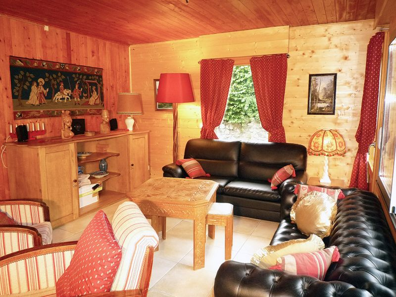 Salon Location Chalet 88059 Chamonix Mont-Blanc