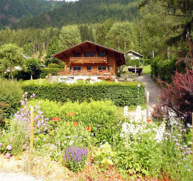 Vue à proximité Location Chalet 88059 Chamonix Mont-Blanc